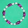 Picture of Purple Bead Bracelet