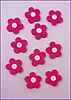 Picture of Felt Flowers - Cerise