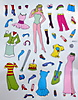 Picture of Fashion Stickers