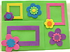 Picture of Flowery Photo Frame Kit