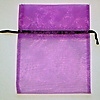 Picture of Purple Organza Bag
