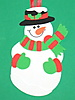 Picture of Snowman Decoration