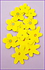 Picture of Wooden Yellow Flowers