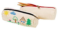 Picture of Cotton Pencil Cases