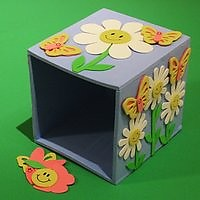 Picture of Daisy CD Box