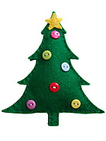 Picture of Felt Christmas Tree