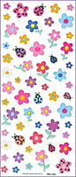 Picture of Flower Stickers