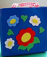 Picture of Foam Flower Bag